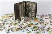 Sale 8540 - Lot 65 - Cigarette Cards Together With Series Of Caltex Pictures