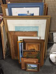 Sale 8771 - Lot 2086 - Large Collection of Prints & Pictures
