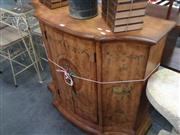 Sale 7969A - Lot 1094 - French Style Serpentine Front Cabinet