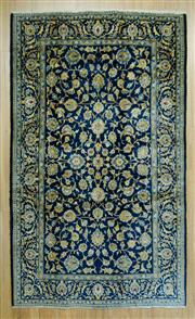 Sale 8589C - Lot 83 - Persian Kashan, 235x130