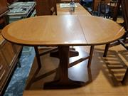 Sale 8765 - Lot 1074 - Quality Parker Knoll Teak Coffee Table with Drop Sides