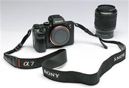 Sale 9175 - Lot 246 - SONY A7II (Used) in original box and bag.