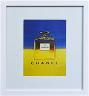 Sale 8068A - Lot 48 - Andy Warhol (1928 - 1987) After. - Chanel No.5 35 x 29cm (frame 68 x 55cm)