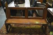 Sale 8361 - Lot 1015 - Timber Pew