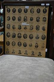 Sale 8013 - Lot 1053 - Presidents of The United States from 1789-1993