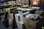 Sale 8214 - Lot 2366 - Boxed Items incl. Jewellery Boxes, Statues, Hanging Lights, etc