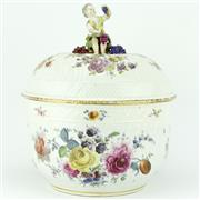 Sale 8332 - Lot 11 - Carl Thieme Lidded Tureen