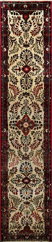 Sale 8360C - Lot 41 - Persian Husinabad 394cm x 78cm