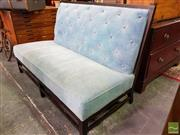 Sale 8550 - Lot 1220 - Fabric Upholstered Two Seater Sofa