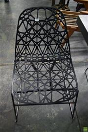 Sale 8550 - Lot 1087 - Good Set of Eight Modern Polypropylene Dining Chairs