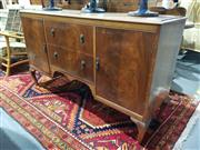Sale 8760 - Lot 1039 - Queen Anne Style Sideboard