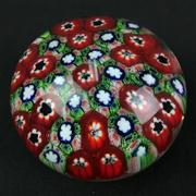 Sale 8402D - Lot 51 - Murano Millefiori Paperweight (Height - 5.5cm)