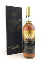 Sale 8571 - Lot 749 - 1x Amrut 8YO Greedy Angels Chairmans Reserve Single Malt Indian Whisky - 50% ABV, 700ml in box
