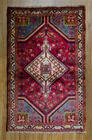Sale 8566C - Lot 79 - Persian Hamadan 123cm x 75cm