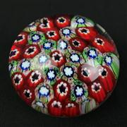 Sale 8402D - Lot 52 - Murano Millefiori Paperweight (Height - 5.5cm)