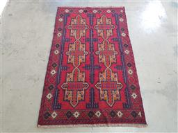 Sale 9240 - Lot 1042 - Hand knotted pure wool Persian baluchi (190x115cm)