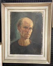 Sale 9016 - Lot 2013 - Artist Unknown The Artist oil on board, 76 x 62cm (frame), unsigned