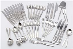Sale 9099 - Lot 190 - A collection of cutlery including Rodd, Grosvenor and others