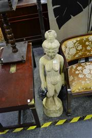Sale 8035 - Lot 1023 - Chinese Female Accupuncture Model