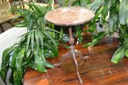 Sale 8046 - Lot 1093 - Timber Wine Table