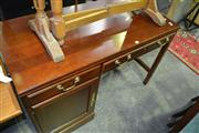 Sale 8093 - Lot 1081 - Drexel Kneehole Desk (064058)