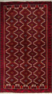 Sale 8345C - Lot 31 - Persian Baluchi 220cm x 135cm