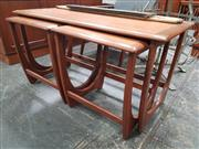 Sale 8741 - Lot 1058 - G Plan Teak Nest of Tables