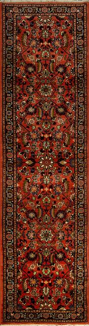 Sale 8360C - Lot 45 - Persian Hamadan 289cm x 78cm