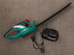 Sale 9160H - Lot 200 - A Bosch hedge trim, model no. AHS48LI, with lithium battery and charger
