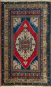 Sale 8345C - Lot 32 - Antique Persian Baluchi 183cm x 110cm