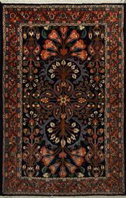 Sale 8406C - Lot 66 - Persian Sarukh 210cm x 138cm