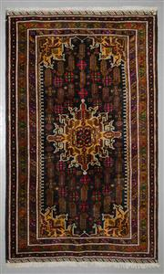 Sale 8539C - Lot 75 - Persian Baluchi 210cm x 126cm