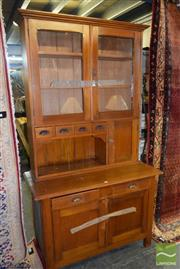 Sale 8550 - Lot 1283 - Early 20th Century Pine Dresser