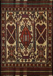 Sale 8360C - Lot 46 - Persian Somak 187cm x 120cm