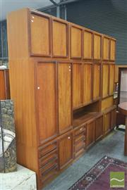 Sale 8409 - Lot 1684 - Chiswell Wall Unit