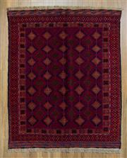 Sale 8566C - Lot 82 - Persian Somac 182cm x 150cm