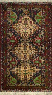 Sale 8345C - Lot 33 - Persian Baluchi 280cm x 115cm