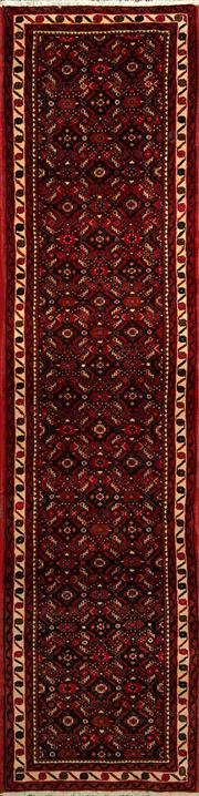Sale 8360C - Lot 47 - Persian Hamadan 290cm x 79cm