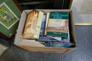 Sale 8362 - Lot 2503 - Two Boxes of Books