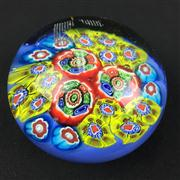 Sale 8402D - Lot 55 - Murano Millefiori Paperweight (Height - 6cm)