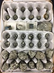 Sale 8567 - Lot 814 - Collection of Pyrite, Spanish & Peruvian examples