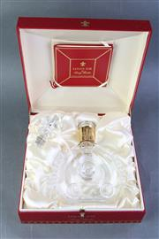 Sale 8806 - Lot 4 - Baccarat Crystal Decanter Ltd., Made for Remy Martin, in Original Box