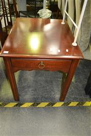 Sale 8093 - Lot 1039 - Drexel Side Table (063422)