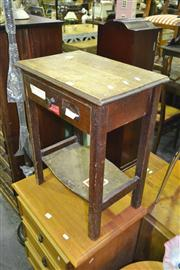 Sale 8165 - Lot 1091 - Small Side Table
