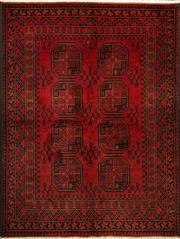 Sale 8345C - Lot 34 - Afghan Turkman 190cm x 145cm
