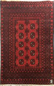 Sale 8740 - Lot 1568 - Afghan Turkoman (190 x 100cm)
