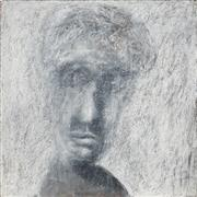 Sale 8906 - Lot 2014 - Anthony Griffis - Head of a Greek 2007 oil on canvas, 50 x 50 cm, signed, dated and titled verso -