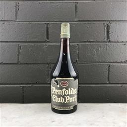 Sale 8976W - Lot 95 - 1x Penfolds Old Vintage Club Port, Barossa Valley - old bottling, 750ml