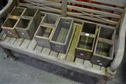 Sale 8087 - Lot 1043 - Collection Of Small Reproduction Timber Crates