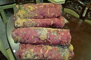 Sale 8124 - Lot 1086A - Collection of Bolster Cushions